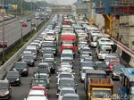 Usul BPTJ: Mobil yang Masuk Jakarta Harus Bayar!
