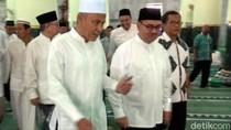 Sudirman Said Kunjungi Masjid dan Kelenteng di Semarang