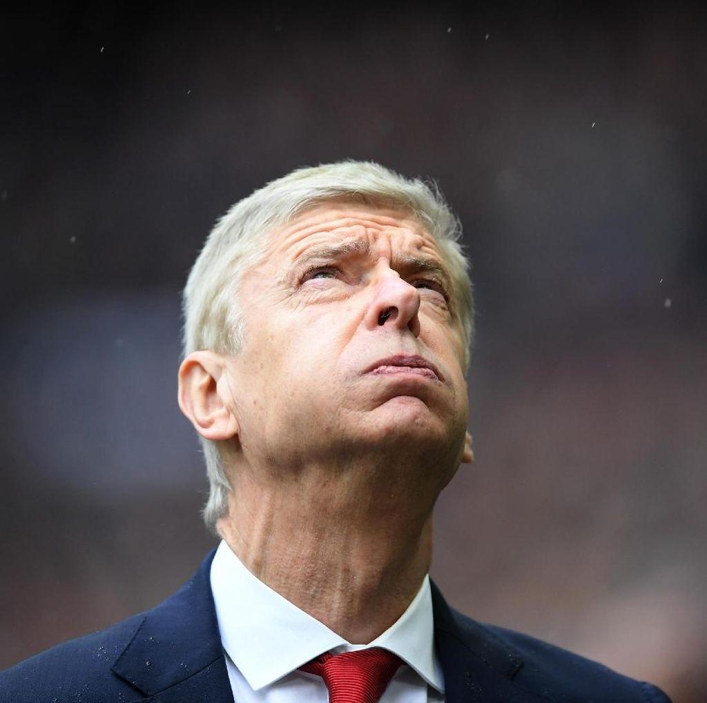 Wenger Bukannya Mundur Melainkan Dipecat Arsenal?