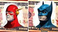 Ini Nih Uangnya Batman Sampai Hulk