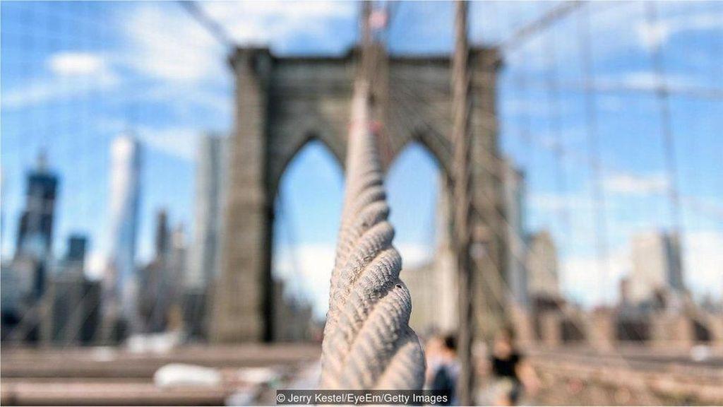 Kota Kecil di AS Ini Jadi Tulang Punggung Jembatan Terkenal Dunia