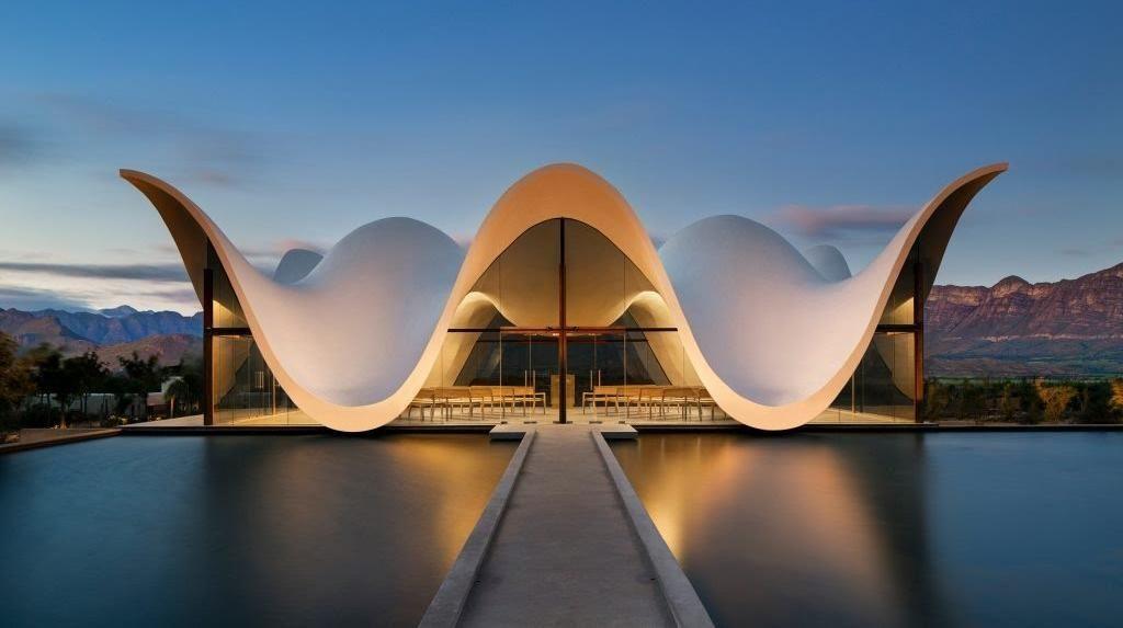 Jawara Potret Menawan Berbagai Bangunan di Dunia
