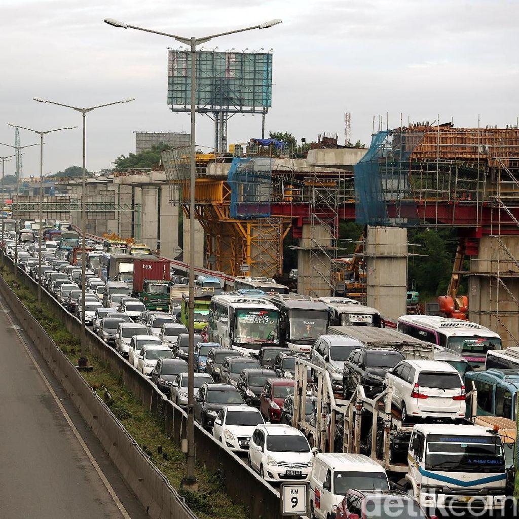 Ganjil Genap di Pintu Tol Bekasi, Menhub: Agar Pakai Kendaraan Lebih Efisien