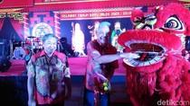 Cagub Ganjar Hadir Dalam Perayaan Imlek di Lasem