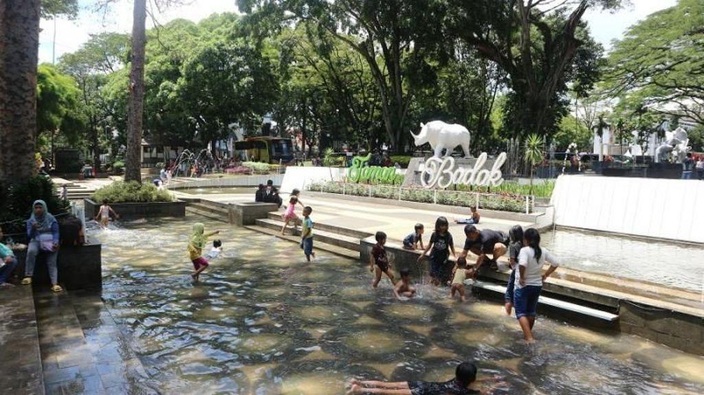 Liburan Hemat di Kota Bandung: Taman Kota
