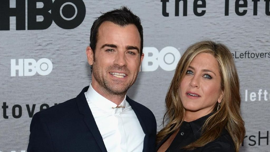 Pasca Cerai, Jennifer Aniston dan Justin Theroux Tak Lagi Berhubungan
