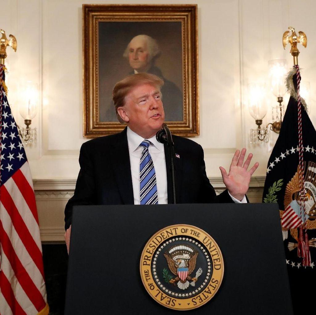 Trump Panggil Bos GTA cs Gara-gara Penembakan Florida