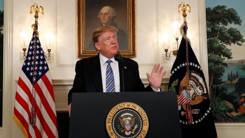 Trump Pecat Rex Tillerson Sebagai Menlu