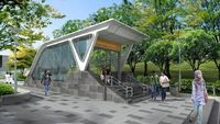 Keren! Wajah 13 Stasiun MRT Jakarta Bakal Seperti Ini