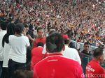 Didampingi Anies hingga Panglima, Jokowi Nonton Final Piala Presiden