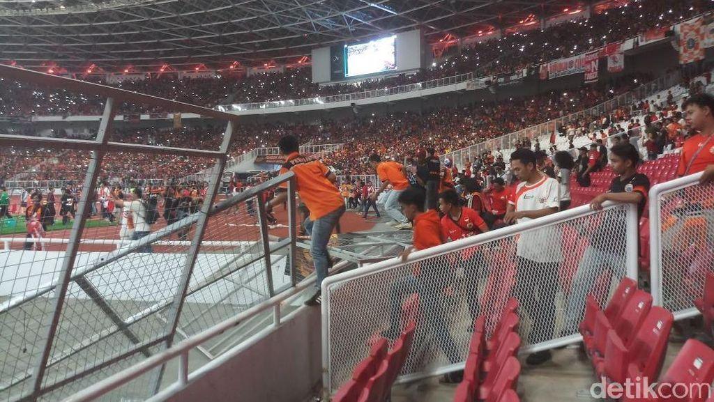Panitia Piala Presiden Tanggung Jawab Penuh soal Kerusakan di SUGBK