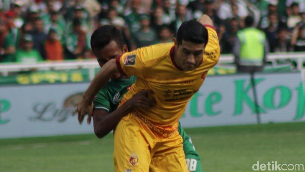 Sriwijaya FC Lumat PSMS untuk Raih Peringkat Ketiga