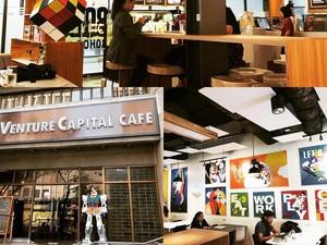 Yuk, Intip Kafe Unik Ini yang Punya Konsep Makan, Bermain, dan Bekerja!