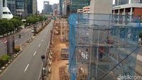 Sempat Disetop, Proyek LRT Jabodebek Kembali Digeber