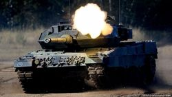Militer Jerman Bundeswehr Kekurangan Panser untuk Penuhi Misi NATO