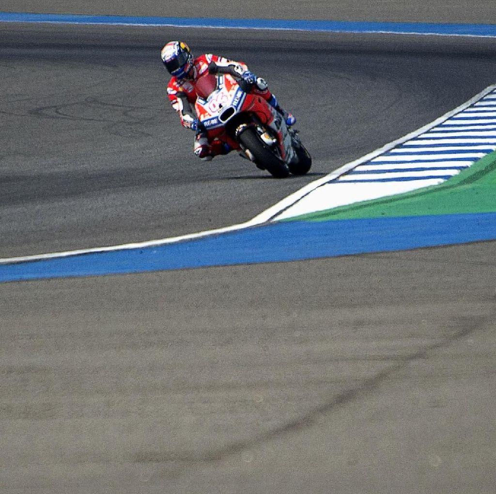 Dovizioso Sebut Lintasan Buriram Cocok dengan Ducati