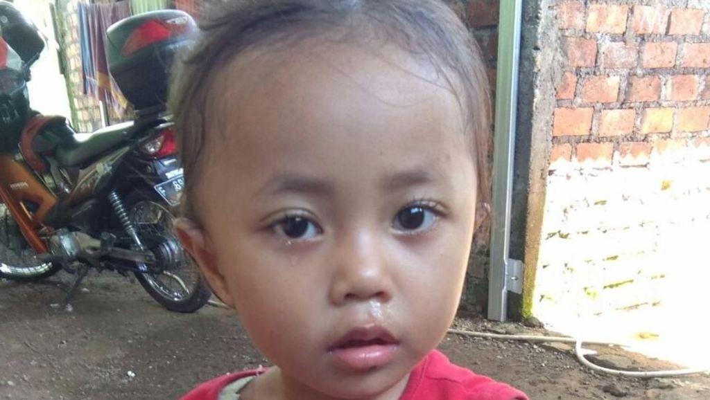 Polisi Masih Cari Orangtua Bocah 3 Tahun yang Diduga Dibuang