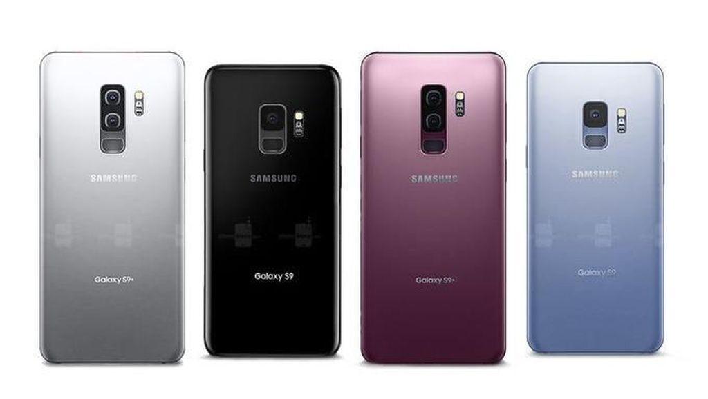 Muncul Foto Perbandingan Jepretan Galaxy S8 vs S9