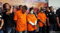 Polisi Dalami Kasus Narkoba Dhawiya Termasuk Dua Kakaknya