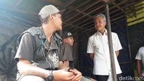 Ini yang Dilakukan Ganjar Pranowo Saat Bertemu Anak Punk di Jepara