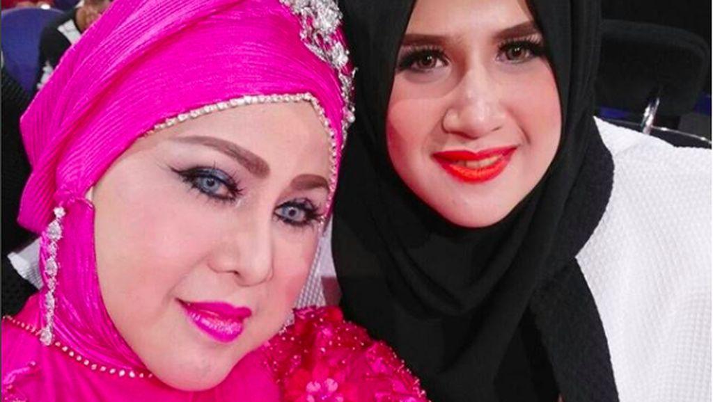 Dhawiya Ditangkap karena Narkoba, Takhta Dangdut Elvy Sukaesih Ternoda