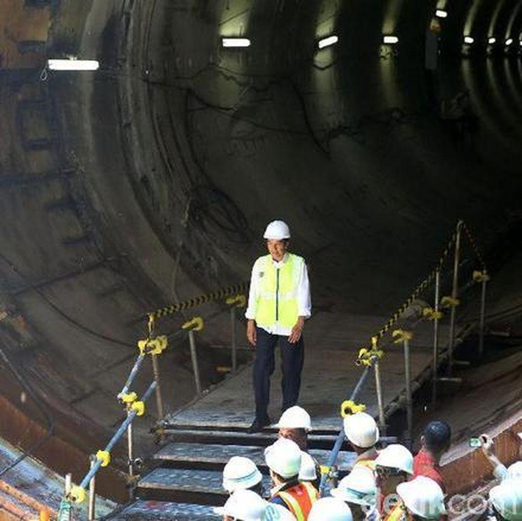 Hore! Tinggal 10 Persen Lagi MRT Rampung!