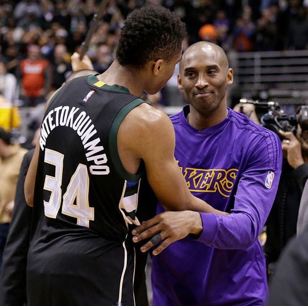 Bintang Bucks Ini Jadikan Ajang All-Star untuk PDKT ke Kobe Bryant