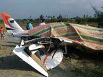 Melihat Lagi Pesawat Aero Shark Milik Gubernur Aceh yang Kecelakaan