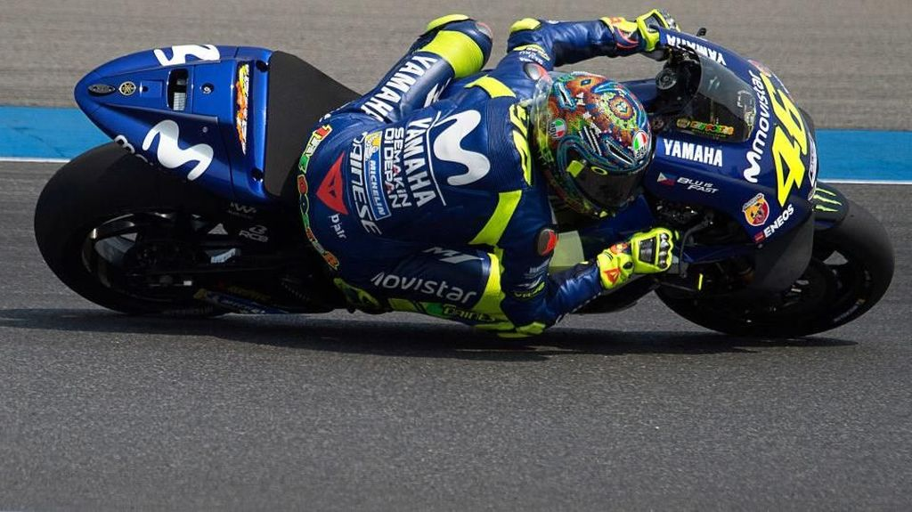 Rossi: Sirkuit di Thailand Mirip dengan di Austria dan Argentina