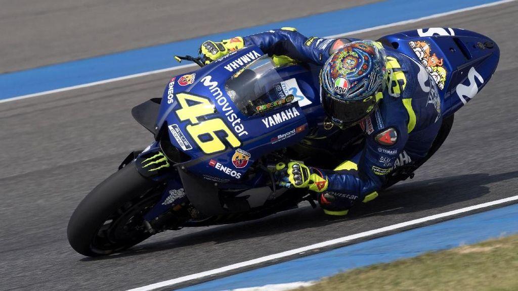Yamaha Yakin Rossi Akan Teken Kontrak Baru