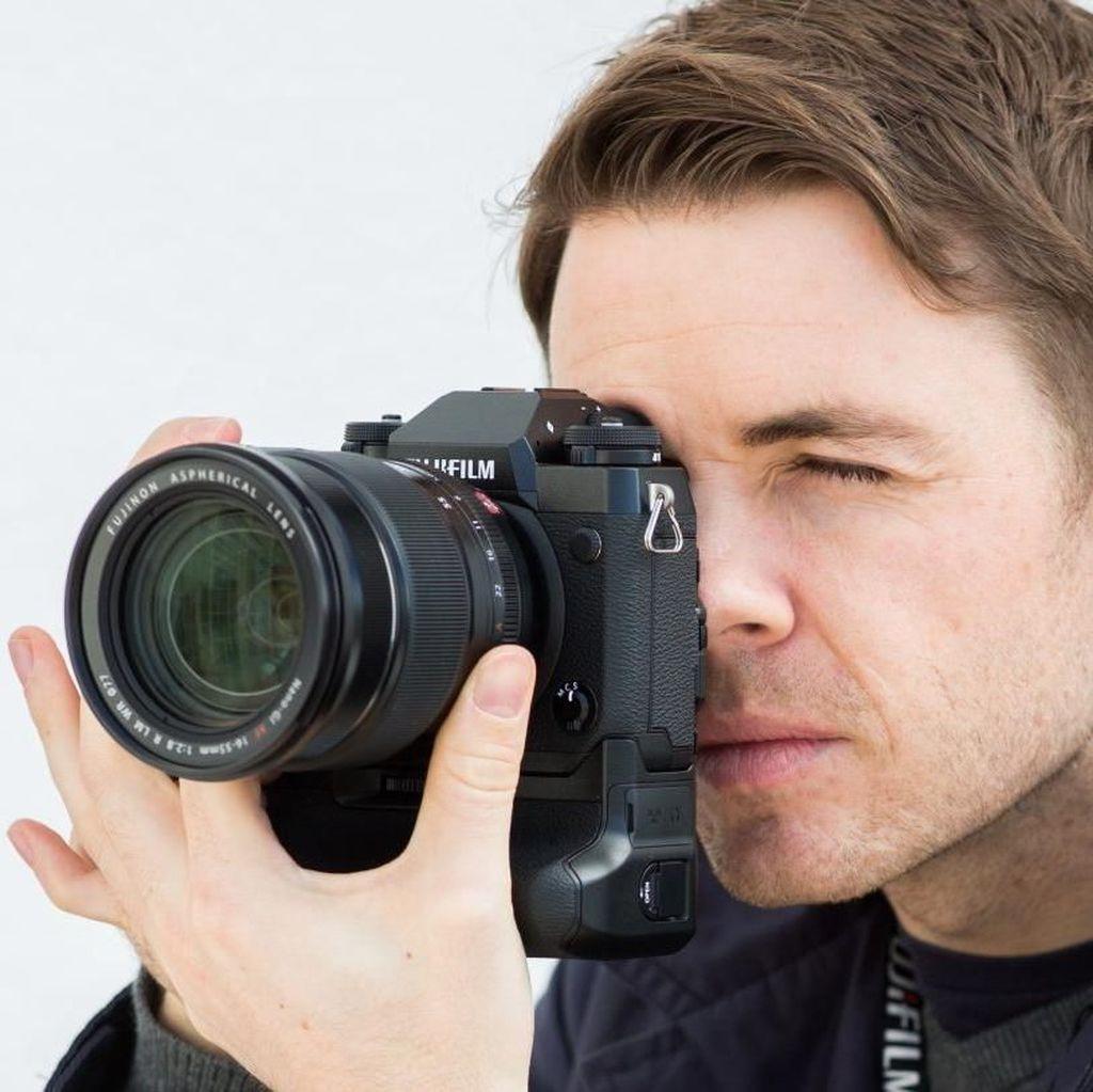 Fujifilm X-H1, Mirrorless Jago Foto dan Video Rp 25 Juta