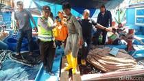 Seorang ABK KM Nelayan Putra Jaya Meninggal Dunia Diduga Kelelahan