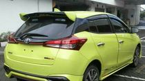 Toyota Yaris Siap Meluncur di Indonesia, Ini Tampangnya