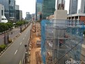 Sudah Sampai Kuningan, Begini Progres Terkini LRT Jabodebek