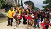 Hari Pertama Kampanye, Andi Rachman Janjikan Asuransi Sapi di Riau
