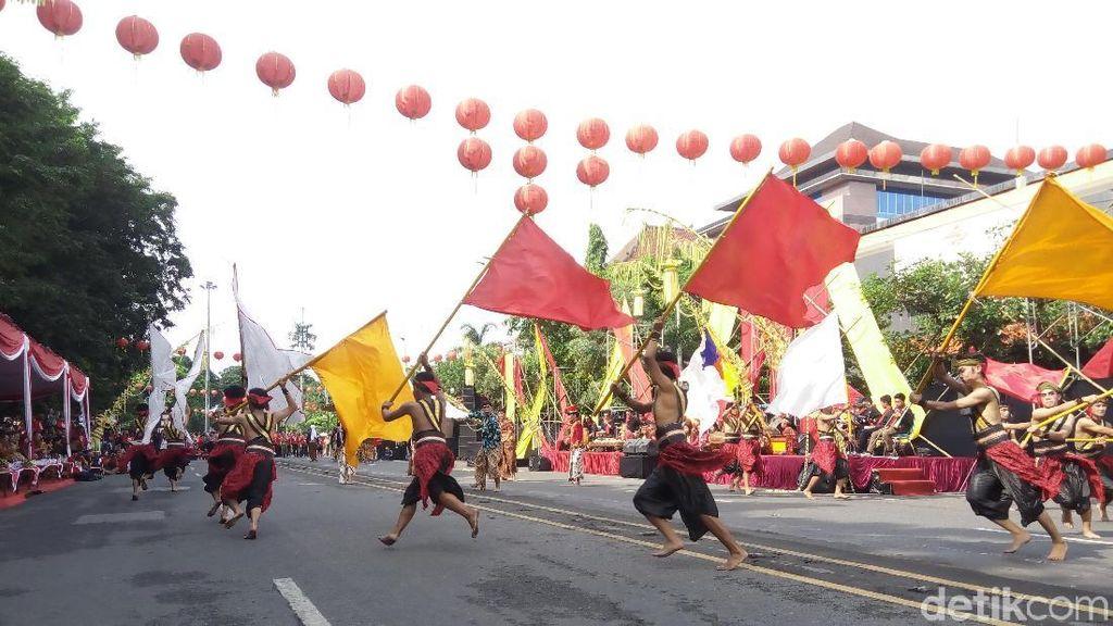 Opera Kolosal Meriahkan HUT Ke-273 Kota Solo