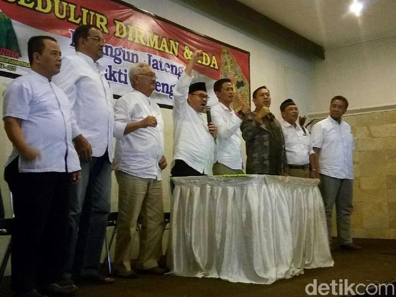 Terus Bergerilya, Sudirman Said: Elektabilitas Naik 10 Kali Lipat