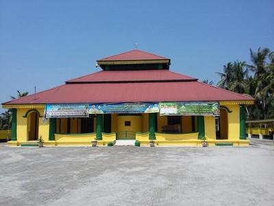 Masjid Ini Jadi Saksi Bisu Kerajaan Serdang Melawan Belandas