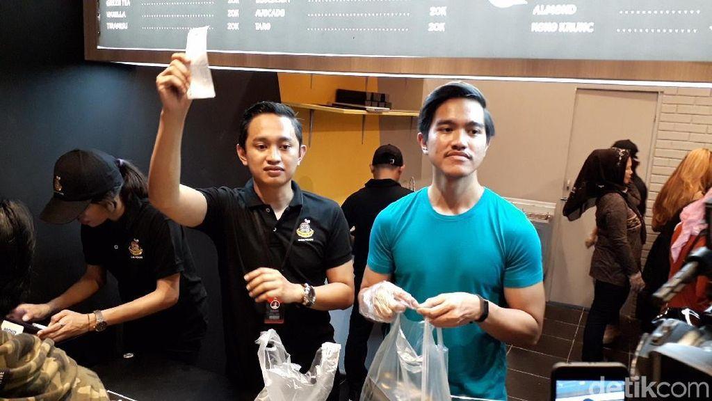 Sang Pisang Kaesang Mulai Hari Ini Bisa Dinikmati di Bandung