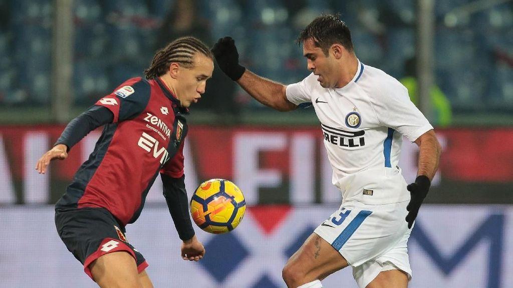 Inter Tumbang di Markas Genoa