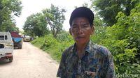 Kepala Desa Sekaroh, Mansyur (Fitraya/detikTravel)