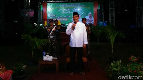 Gus Ipul Siapkan Cara Jalankan Program Tebar Jala di Selatan Jatim