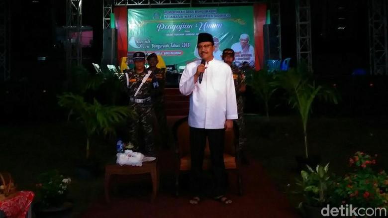 Gus Ipul Siap Ajak Masyarakat Terapkan Kampanye Damai