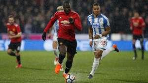 Dua Gol Lukaku Antarkan MU ke Perempatfinal