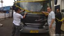 Polisi: Pelaku Pelempar Bus Rombongan Bima Arya Suporter Bola