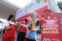 Persiapan Asian Games 2018, Telkomsel Uji Jaringan di GBK