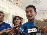 Sopir Angkot Tn Abang Demo OK Otrip, Sandi: Itu Jadi Masukan Kami
