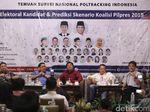 Poltracking: Elektabilitas PDIP Tertinggi, Diikuti Gerindra-Golkar