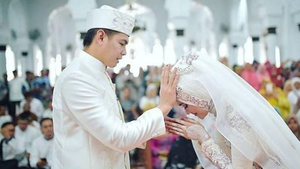Resmi Nikah, Istri Tommy Kurniawan Ucapkan Syukur dan Berikan Kata Romantis