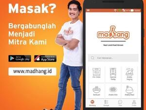 Soal Aplikasi Madhang, Kaesang : Sudah Ada 2.000 Warung Gabung